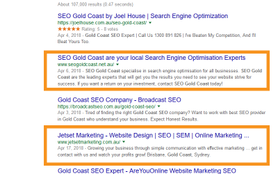 How Do I Get on the First Page of Google Using SEO?