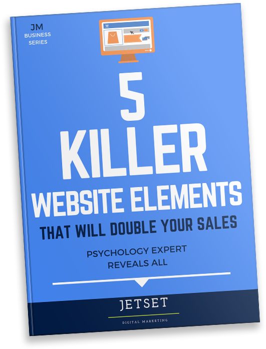 5 Killer Website Elements eBook